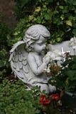 Меньшие молитвы ангела стоковая фотография