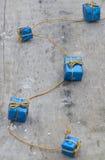 Меньшие подарки рождества Стоковые Фото