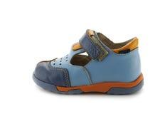 меньший ботинок Стоковая Фотография