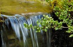 меньший водопад Стоковые Изображения RF