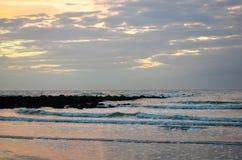 Меньший волнорез волн Стоковая Фотография RF