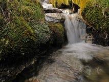 меньший водопад Стоковое Фото