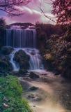 Меньший водопад Bredy Стоковые Изображения RF