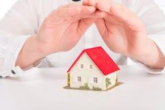 Меньший дом Стоковое Фото
