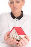 Меньший дом Стоковое Изображение