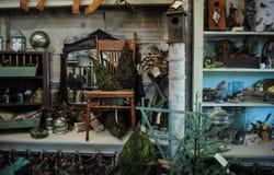 Меньший магазин тайн стоковые изображения rf