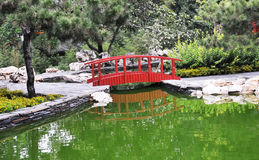 Меньший мост Стоковое Изображение RF