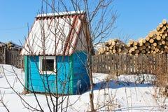 Меньший дом Стоковое Изображение RF