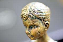 Меньший портрет ребенка Стоковая Фотография RF