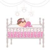 Меньший спать ангела Стоковые Изображения RF