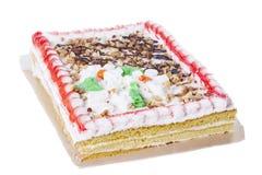 Меньший торт Стоковое фото RF