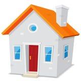 Меньшяя дом иллюстрация вектора