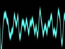 меняя волна Стоковое фото RF