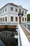 Мергельный дворец стоковые фотографии rf