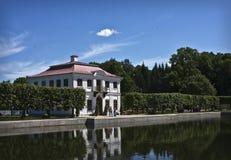 Мергельный дворец Стоковые Фото