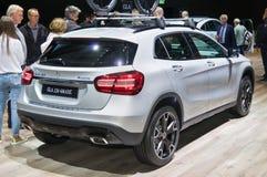 Мерседес-Benz GLA 220 4matic Стоковые Изображения RF