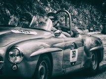 МЕРСЕДЕС-BENZ 190 SL 1955 Стоковое фото RF