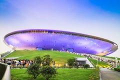 Мерседес - центр Benz культурный Стоковое фото RF