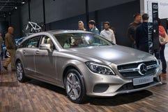 Мерседес-Benz CLS 250 Стоковые Изображения