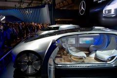 Мерседес-Benz F015 Стоковые Фотографии RF