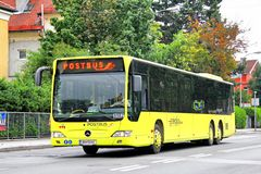 Мерседес-Benz O530 Citaro Стоковое фото RF