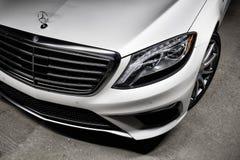Мерседес-Benz 2015 S63 AMG Стоковое Фото