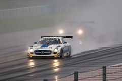Мерседес-Benz SLS AMG GT3 Стоковые Фото