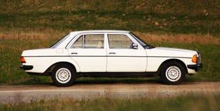 Мерседес-Benz W123 - кобра 240D Стоковое Изображение RF