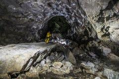 ` Мертвого конца ` пещеры стоковое изображение rf