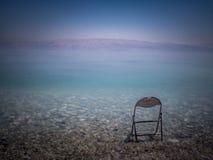 Мертвое море в Израиле стоковое изображение rf