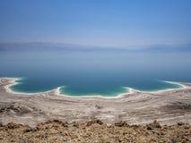 Мертвое море в Израиле стоковое изображение