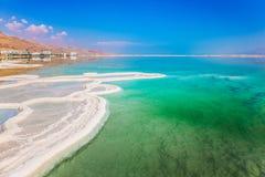 Мертвое море в фантастических картинах Стоковая Фотография RF