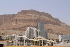 мертвое море Израиль Стоковое Фото