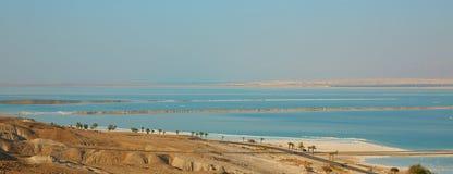 мертвое море Израиля Стоковые Фотографии RF