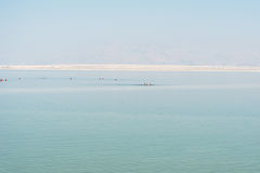 мертвое море Израиля Стоковое Изображение