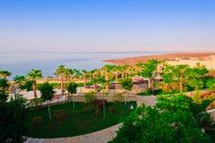 мертвое море Иордана Стоковое Фото