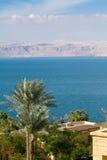 мертвое море Иордана Стоковая Фотография