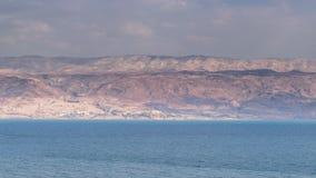 Мертвое море и Джордан Стоковое Изображение RF