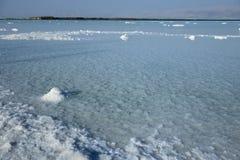 мертвое море ландшафта Стоковые Изображения