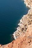 Мертвое море, море соли, Джордан, Ближний Восток Стоковые Изображения