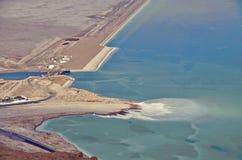 мертвое море Стоковые Фото