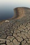 мертвое озеро Стоковая Фотография RF