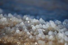 мертвое соль видит Стоковые Фото