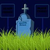 Мертвое цена Стоковая Фотография RF