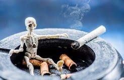 мертвое для некурящих Стоковое Изображение RF