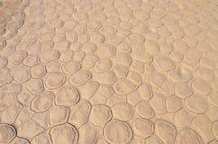 Мертвое Vlei в пустыне Namib, Намибии Стоковые Фото
