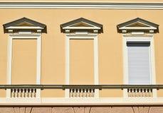 Мертвые окна стоковое изображение