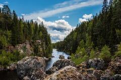 Мертвый водопад Стоковое Фото