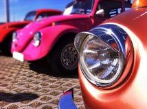 Мерцание Volkswagen Beetle Стоковое Изображение RF