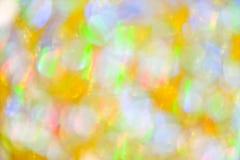 Мерцающая предпосылка яркого блеска Стоковое фото RF
